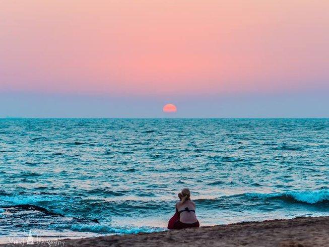 7 Days Yoga Holiday in Patnem Beach Goa, India