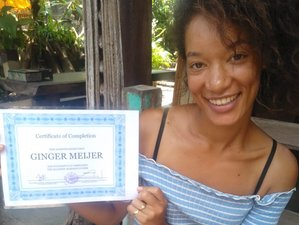 30 Day Learning Ayurveda, Aromatherapy, Energy and Sound Healing Wellness Retreat in Bali