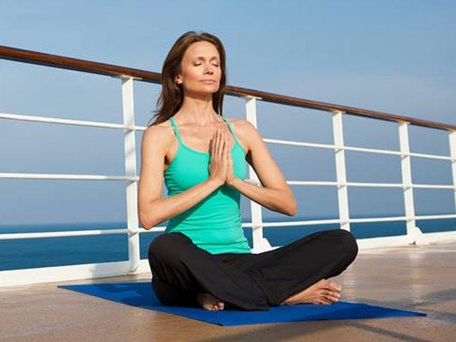 7 Days New Year's Vegan Cruise Yoga Retreat in Europe