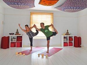 3 jours en stage de yoga économique en Grande-Bretagne
