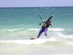 8 Days Women's Kiteboarding and Yoga Holiday in Tulum, Mexico