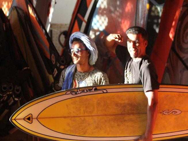 4 Days Yoga and Surf Camp in Sidi Kaouki, Morocco