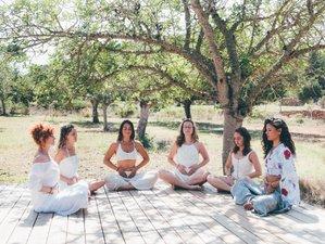 8 Tage Wahres Weibliches Yoga Retreat auf Ibiza