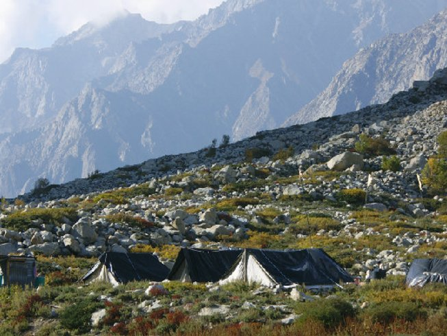 15 Days Himalayan Pilgrimage Yoga Retreat in India