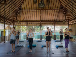 4 Day Pure Yoga Holiday in Nusa Lembongan, Bali