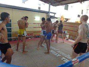 1 Week All Inclusive Muay Thai Training in Thailand