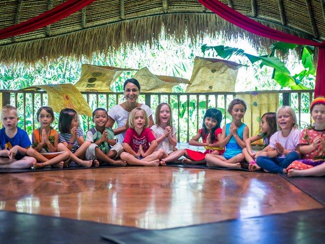 11 Days 100-Hour Kids and Teens Yoga Teacher Training in Bali, Indonesia