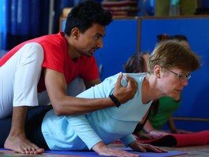 15 Days 100-Hour Multi Style Yoga Teacher Training in Rishikesh