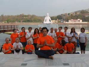 28 Days 200-Hour Iyengar Yoga Teacher Training in Rishikesh, India