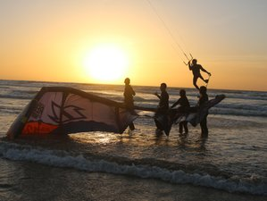 8 Days Kitesurf Camp in Tamraght, Morocco
