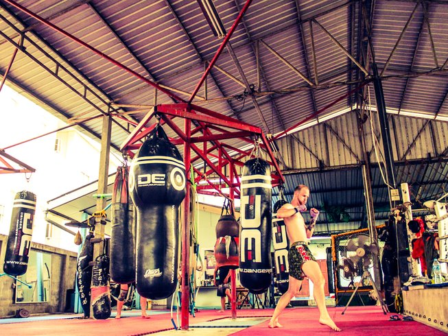 7 Days MMA and Muay Thai in Ubon Ratchathani, Thailand