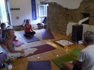 6 Tage Yoga Retreat in Umbrien, Toskana, Italien