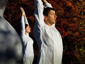 3 días de yoga y Baños de gong en Barcelona, España