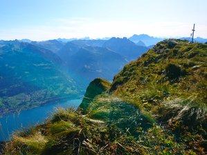 7 Tage Achtsame Wander-Tour und Sein Retreat mit Meditation an den Churfirsten, Toggenburg