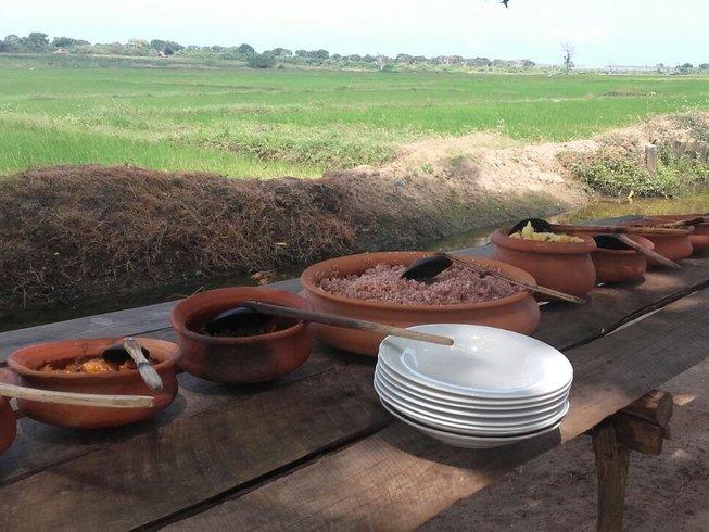 4 Days Bike, Safari, Cooking Holidays in Sri Lanka