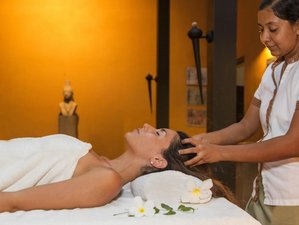 9 Day Ayurveda and Yoga Retreat in Sigiriya, Central Province