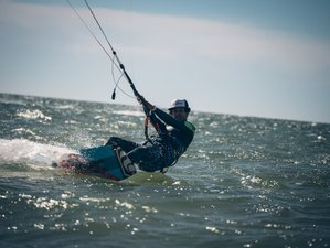 8 Days Beginner or Intermediate Kiteboarding Camp in Dakhla, Morocco