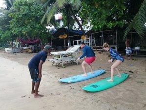 7 Tage Surftour in Hikkaduwa, Unawatuna, Mirissa und Weligama, Sri Lanka