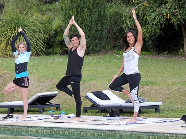 6 Days Vegetarian Cooking and Yoga Retreat in France