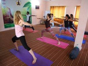 29 Days 300 Hours Ayurveda Yoga Teacher Training in Rishikesh, India