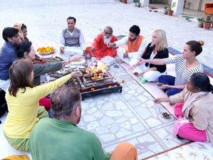 9 Days Self-Awareness Yoga Philosophy Retreat Rishikesh, India