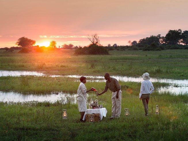 4 Days Luxury Safari in Botswana