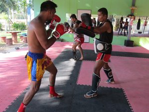 2 Weeks Affordable Muay Thai Training and Accommodation in Ao Nang, Krabi