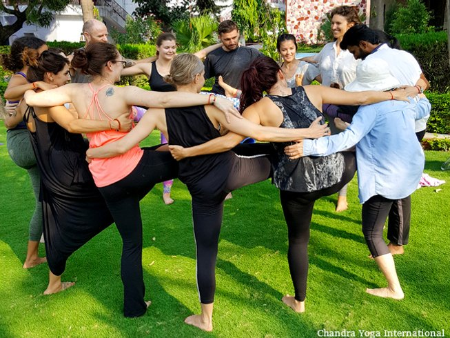 14 Days Meditation and Wellness Yoga Retreat in India
