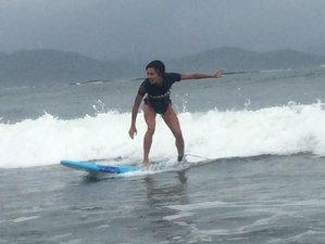 5 Days Invigorating Panama Surf Camp, Diving and Yoga in Santa Catalina