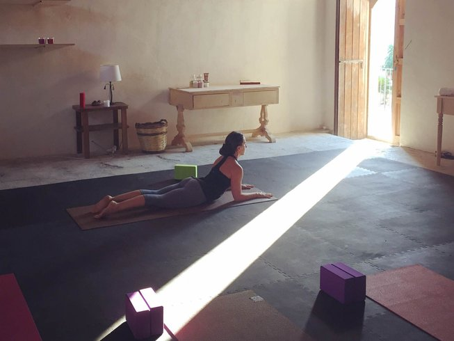 8 Days Forrest and Yin Yoga Retreat in Italy