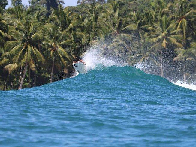 7 Days Surf Camp in Mentawai, Indonesia