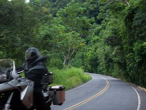 11 Day Guided Motorcycle Tour in Costa Rica and Panama