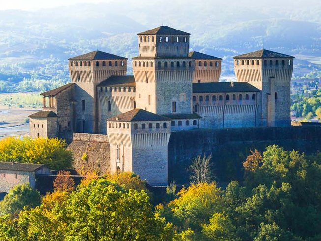 6 Days Epicurean Delights and Culinary Vacations in Emilia Romagna, Italy