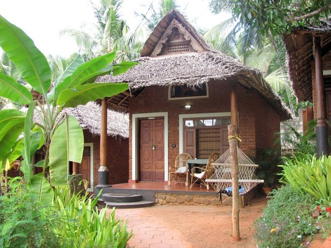 8 days Ayurvedic Healing and Yoga Retreat in Kerala, India