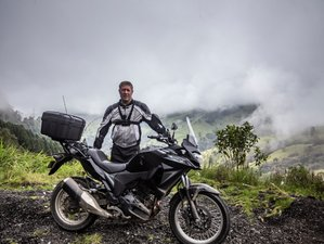9 Day Coffee Region and Cocora Valley Guided Motorcycle Tour in Colombia