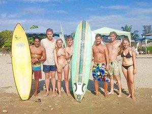7 Days Budget Surf Camp in Santa Elena, Ecuador