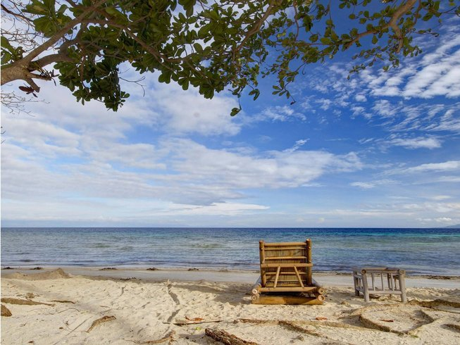 4 Days Relaxing Dive & Yoga Break in the Philippines