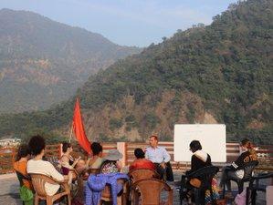 22 Days Ayurveda Detox and Yoga Retreat in Rishikesh, India
