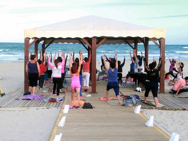 5 Days Beach Yoga Retreat in Alicante, Spain