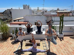 3 Day Re~connect: Yoga, Art and Nature in a Magical, Peaceful and Enchanting Scenario in Portugal