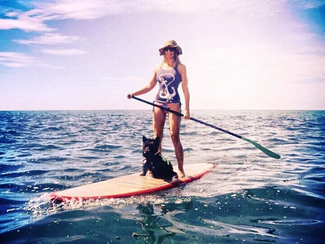3 Days H2Om SUP Yoga Training Certification in Puerto Rico