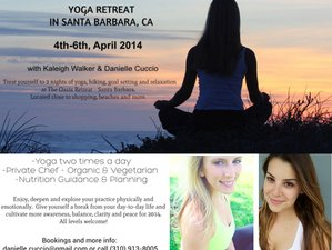 Santa Barbara Yoga Retreat