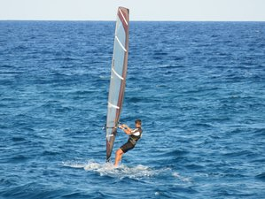 7 Day A Perfect Windsurfing Beginners Course in the Beautiful and Wonderful Sea of Sardinia