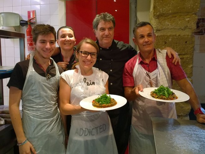 3 Weeks French Course & Cooking Holidays in France