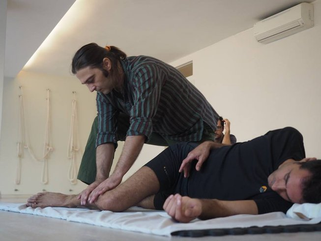 11 Days 60hr Thai Yoga Massage Training in Greece