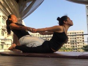 5 Days Self-Healing Yoga and Thai massage Retreat in Pattaya, Thailand