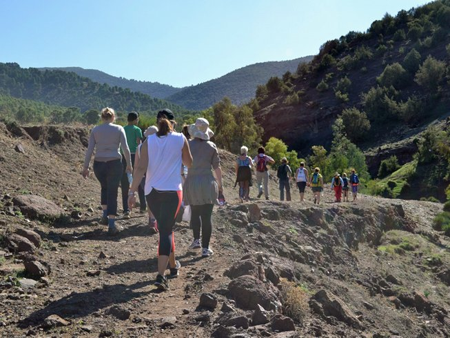 6 Days Hiking and Yoga Retreat in Morocco