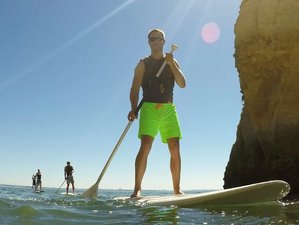 8 Day SUP Camp in Lagos, Algarve