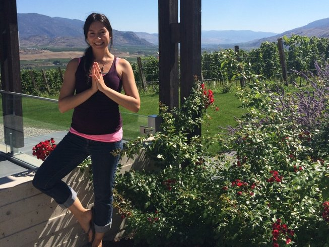 3 Days Luxury Wine and Yoga Retreat in Canada