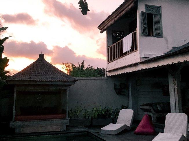 4 Days Yoga Retreat in Bali, Indonesia